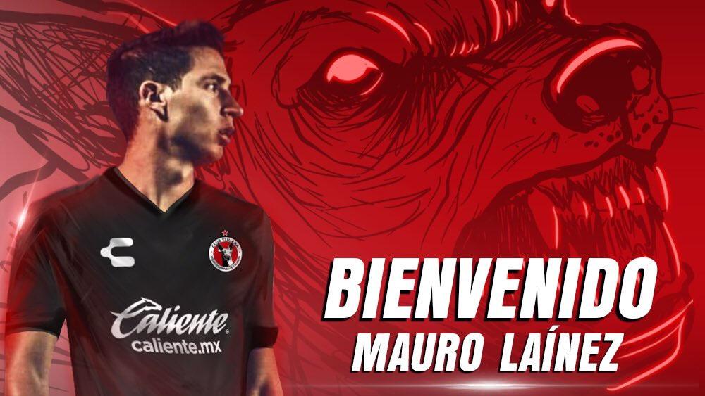 Mauro Lainez es el nuevo delantero de Xolos - mauro lainez