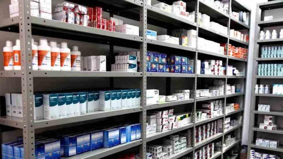 """AMLO afirma que """"muy pronto"""" se tendrán garantizados medicamentos para todo el sexenio - Foto de Notimex"""