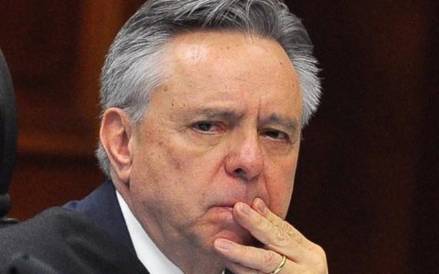 Medina Mora renunció para atender denuncias en manos de la FGR, asegura AMLO - Medina Mora
