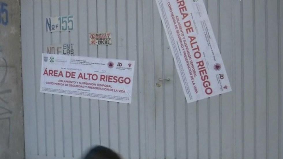 Bebé muere en guardería de Álvaro Obregón - Captura de pantalla