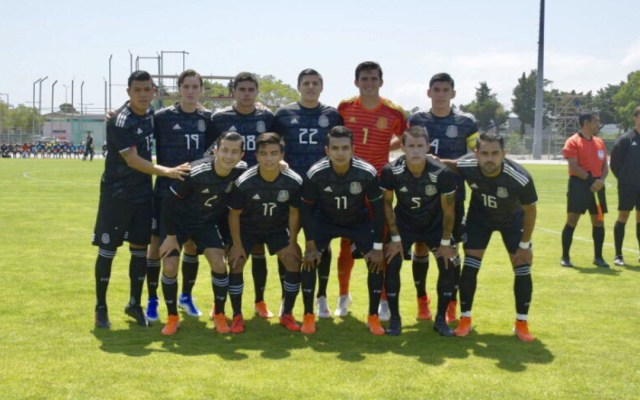 México termina tercero en el Torneo Maurice Revello - mexico torneo maurice revello