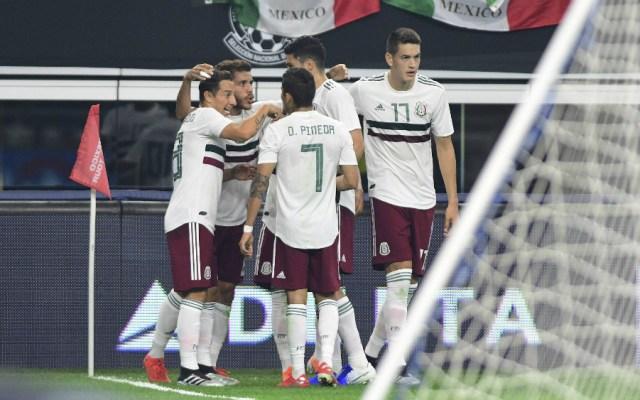 México ocupa lugar 18 del ranking de FIFA - Foto de Mexsport