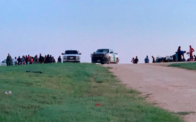 Patrulla Fronteriza detiene a más de 300 migrantes en tres días - migrantes detenidos patrulla fronteriza