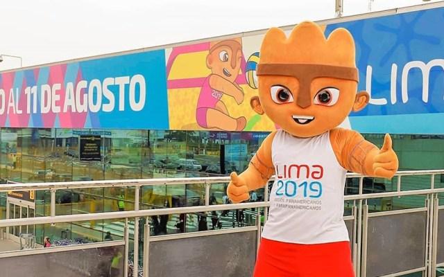 México competirá en Juegos Panamericanos 2019 con 542 deportistas - Milco es la mascota de los Juegos Panamericanos de Lima 2019. Es una figura tallada por los Cuchimilcos. Foto de @lima2019juegos