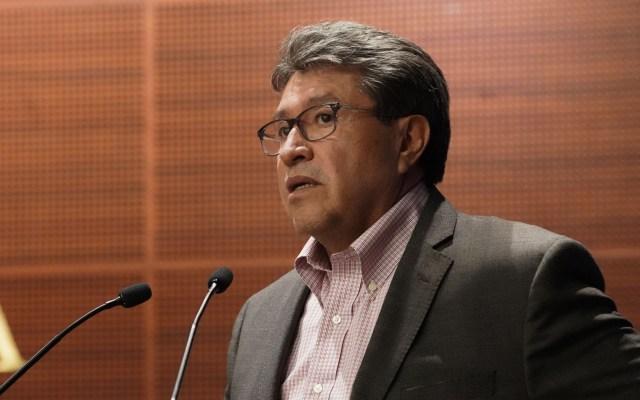 Autoridad que ignore a CNDH puede ir a juicio político, advierte Monreal - Ricardo Monreal Ávila. Foto de Notimex