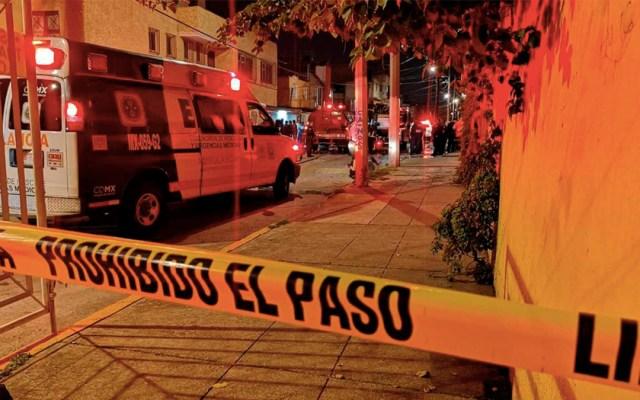 Muere mujer de la tercera edad en incendio de Iztapalapa - muere mujer mayor en incendio en iztapalapa
