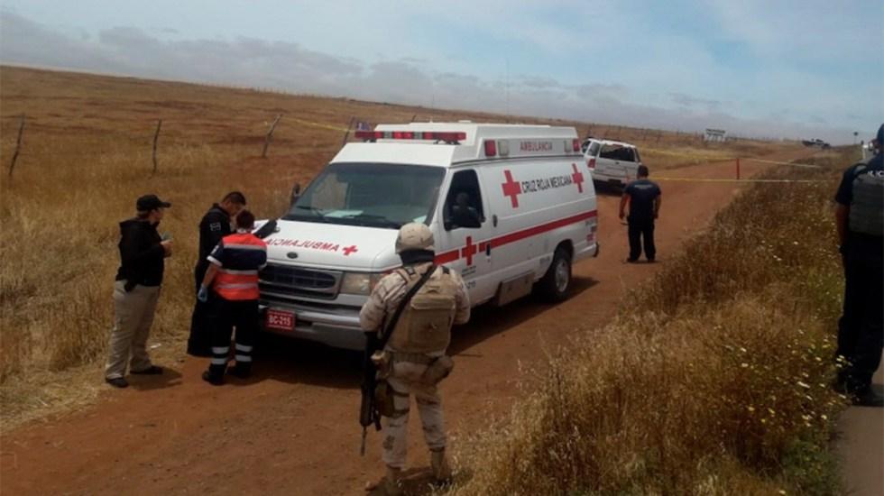 Muere un hombre durante balacera con militares en Ensenada - muerto en balacera con militares en ensenada