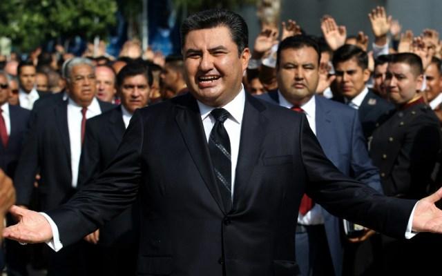 Líder de La Luz del Mundo ya no es elegible para pago de fianza - Foto de AFP