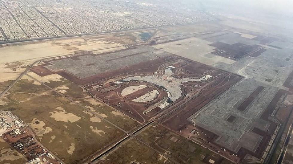 Empresas constructoras del NAIM demandan al GACM - liquidación de contratos del naim