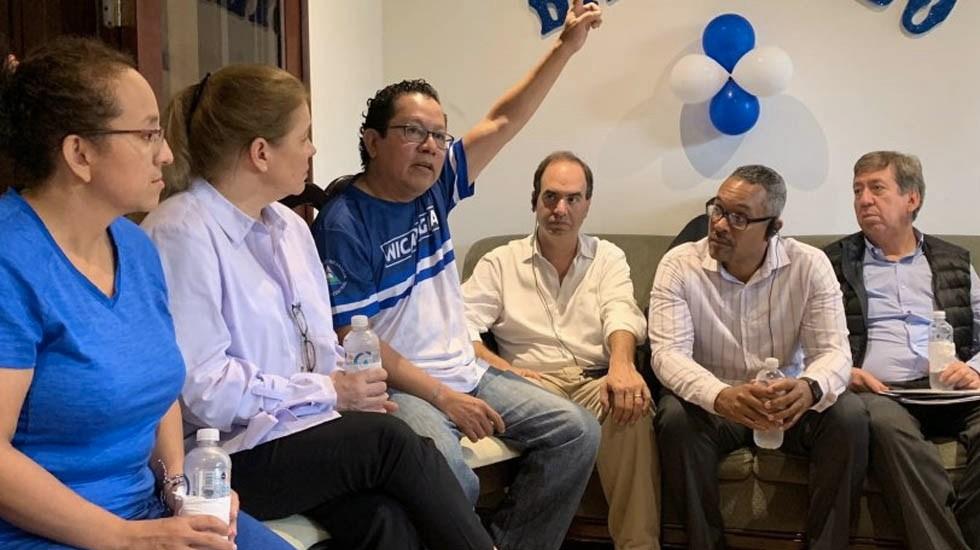 SIP exige a gobierno de Nicaragua cesar represión contra periodistas - Nicaragua SIP
