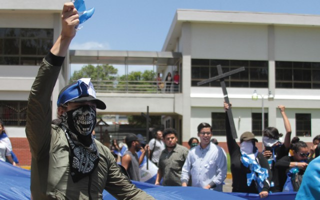 OEA pide liberación de presos políticos en Nicaragua - Foto de AFP