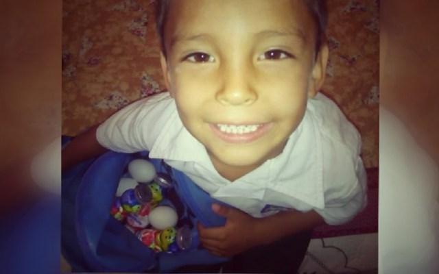 """Niño lleva huevos y yogurth a compañero """"que no tiene comida"""" - Niño con 'lonche' para compañero de kinder. Foto de @yessy.torresdiaz"""