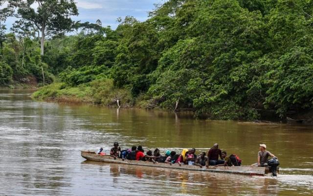 Aumenta cifra de niños migrantes que cruzan selva panameña rumbo a EE.UU. - niños migrantes selva panameña