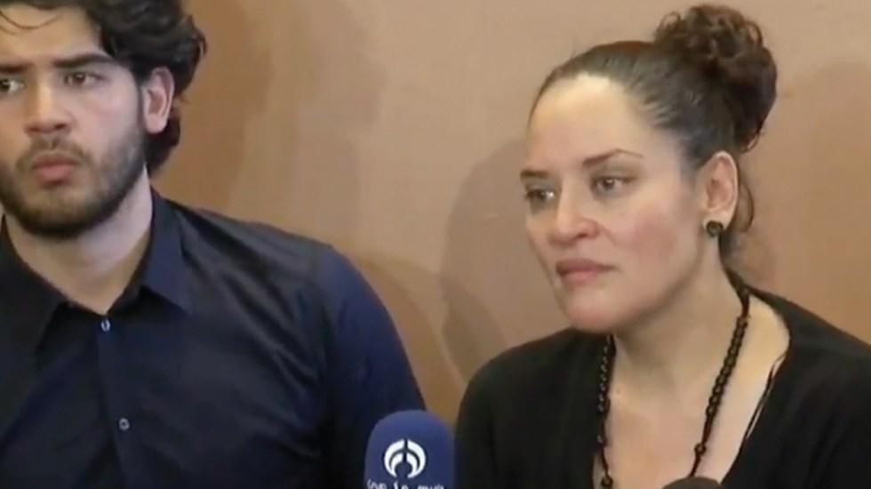"""""""No queremos que haya otros Norbertos"""": madre de estudiante asesinado - Captura de pantalla"""