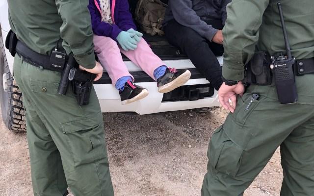 Siguen sin localizarse padres de 545 niños separados en frontera sur de EE.UU. - Niños migrantes bajo custodia del ICE. Foto de EFE/Paula Díaz