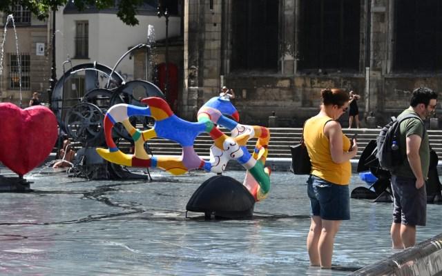 Europa continúa con temperaturas extremas por ola de calor - temperaturas ola de calor europa