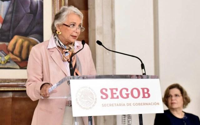 Sánchez Cordero felicita a Arturo Herrera por designación - Olga Sánchez Cordero Arturo Herrera