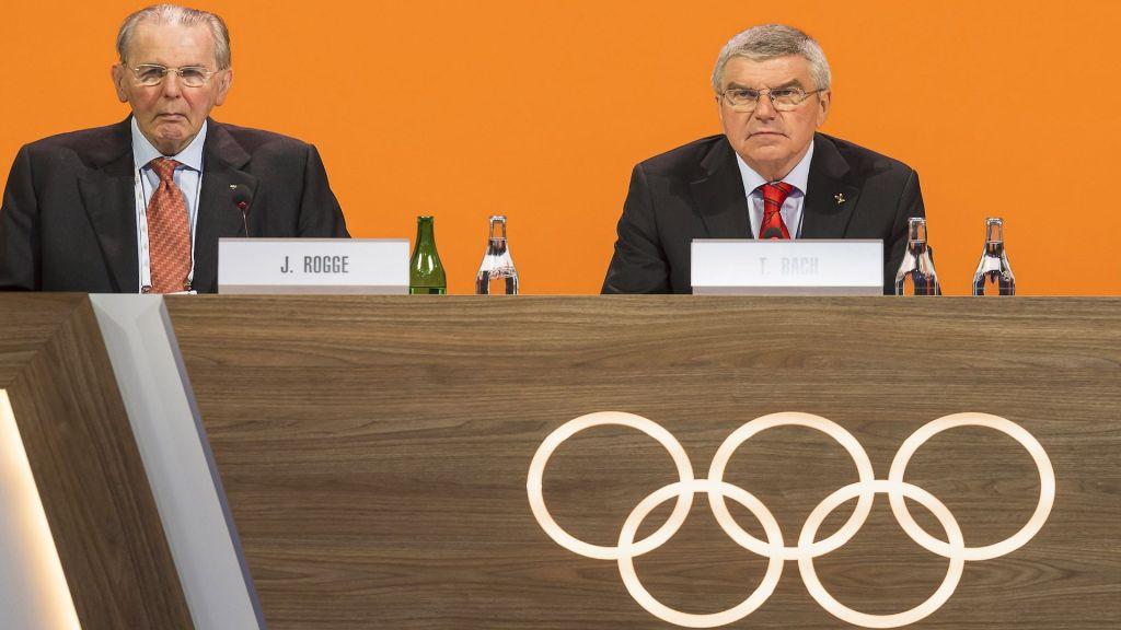 COI elimina plazo de 7 años para organizar Juegos Olímpicos y el límite a una sola ciudad - Foto de EFE/ Jean-Christophe Bott.