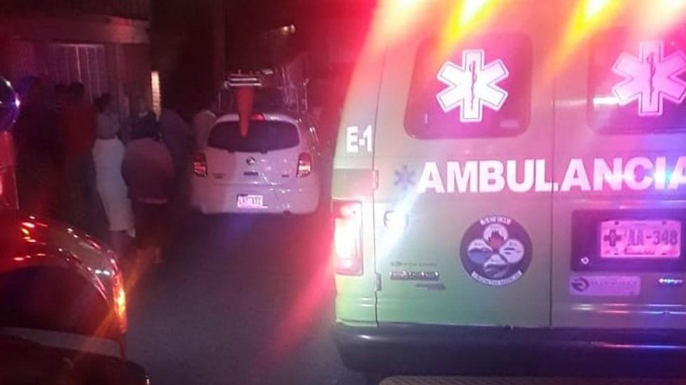 Asesinan a balazos a automovilista en la Álvaro Obregón - Olivar del Conde Álvaro Obregón asesinato