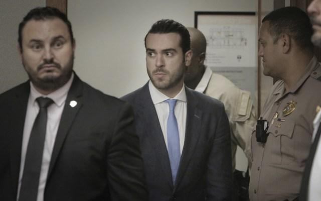 Niegan a Pablo Lyle permiso para regresar a México - Foto de Miami Herald