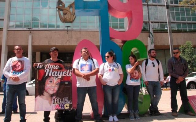 Padres piden justicia a 10 años de tragedia en guardería ABC - padres guardería abc