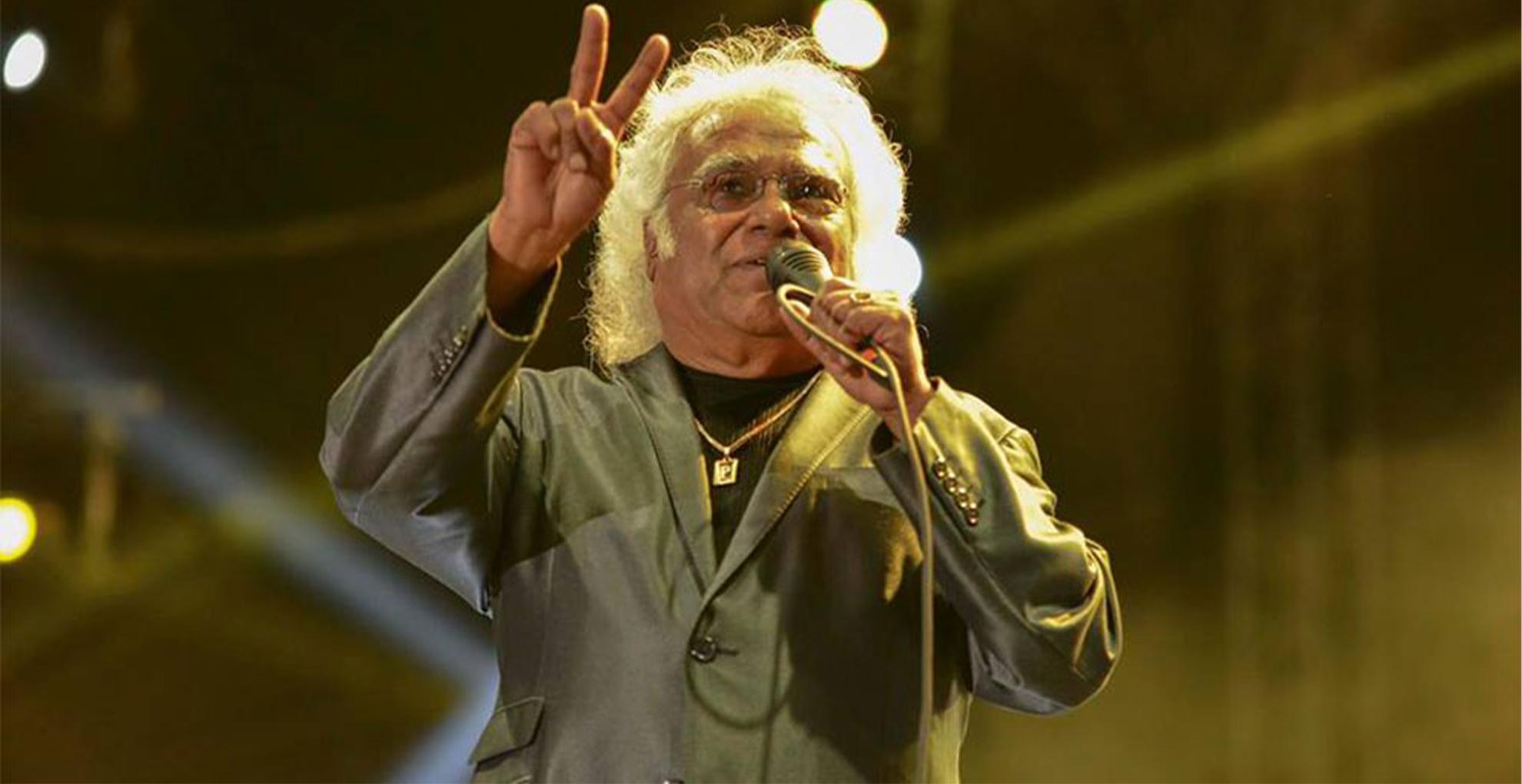 Murió Pepe Bustos, voz principal y fundador de 'La Sonora Santanera'