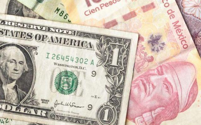 Peso gana la mínima impulsado por posible recorte de tasas de la Fed - Foto de El Economista