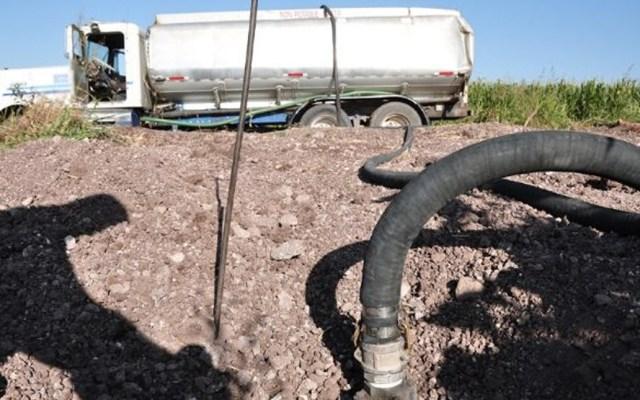 Aseguran 15 mil litros de hidrocarburo en Puebla - Foto de Monito Sur