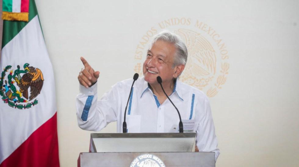 Nueva empresa de internet privilegiará la perifería: López Obrador - lópez obrador empresa internet periferia