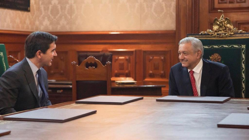 López Obrador celebra inversión de 3 mil mdd de BBVA en México - presidente lópez obrador inversión bbva bancomer