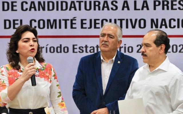 Más de seis millones de priistas votarán en elección interna - Foto de Notimex
