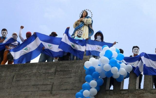 Convocan a protestas en Nicaragua a favor de presos políticos - Foto de AFP