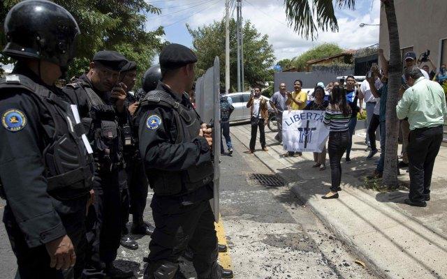 Oposición en Nicaragua denuncia más de 140 presos políticos - Protestas en Nicaragua