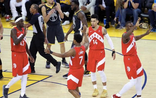 Raptors se acercan a su primer título de la NBA - Foto de Joe Murphy/ NBAE/Getty Images/AFP