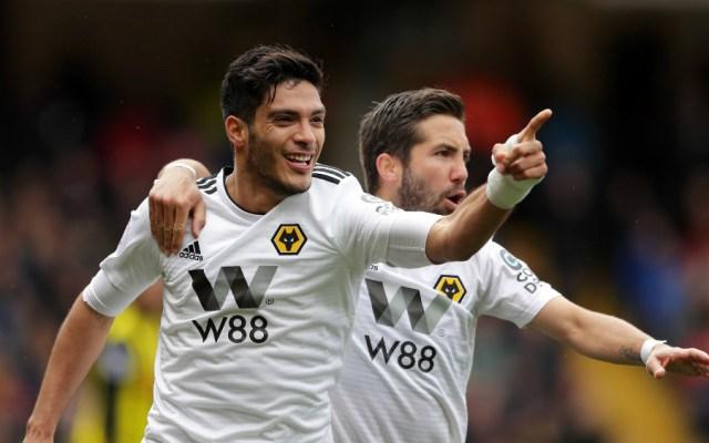 """Raúl Jiménez es el jugador """"más comprado"""" en el Fantasy de la Premier - Raúl Jiménez Wolverhampton"""