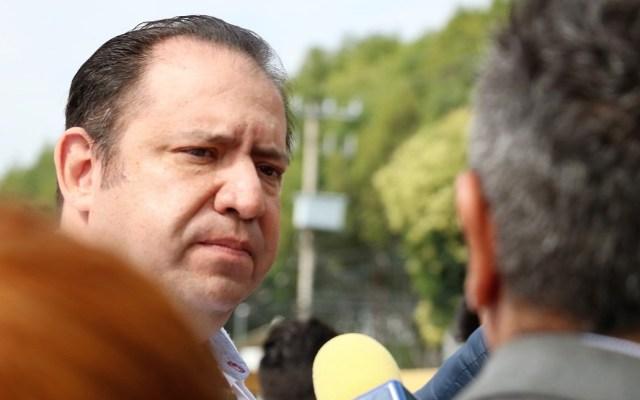 Rector universitario denuncia inacción de autoridades en caso Noberto - Rector de la Universidad del Pedregal. Foto de @U_Del_P