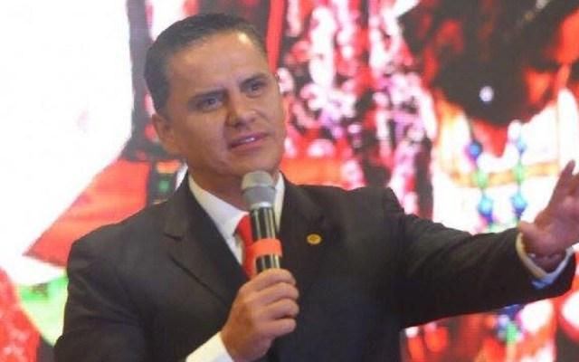 Roberto Sandoval, exgobernador de Nayarit, no podrá ingresar a Estados Unidos - Roberto Sandoval, exgobernador de Nayarit. Foto de @robertosandovalc