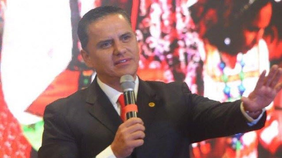 Liberan cuentas bancarias del exgobernador Roberto Sandoval - Roberto Sandoval, exgobernador de Nayarit. Foto de @robertosandovalc