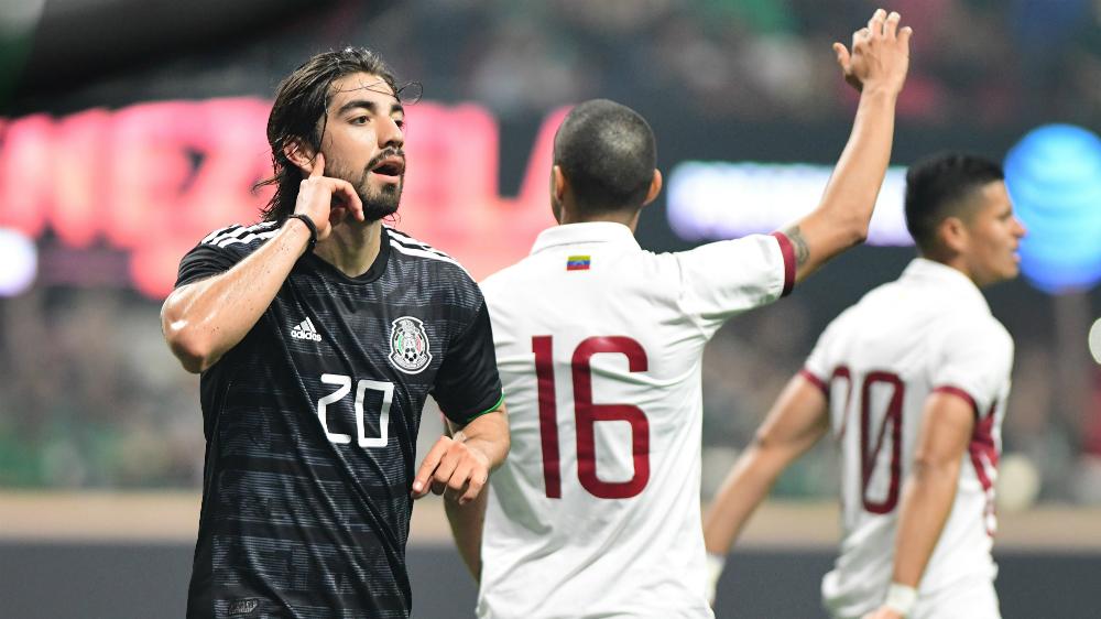 Rodolfo Pizarro representará a México en Mundial virtual de FIFA - Rodolfo Pizarro Tricolor