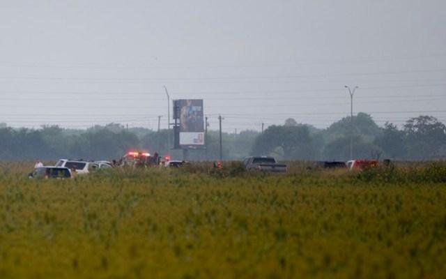 Mueren seis migrantes salvadoreños tras accidente en Texas - salvadoreños texas