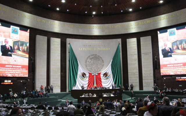 Suspenden prohibición de uso de electrodomésticos en San Lázaro - Foto de Notimex