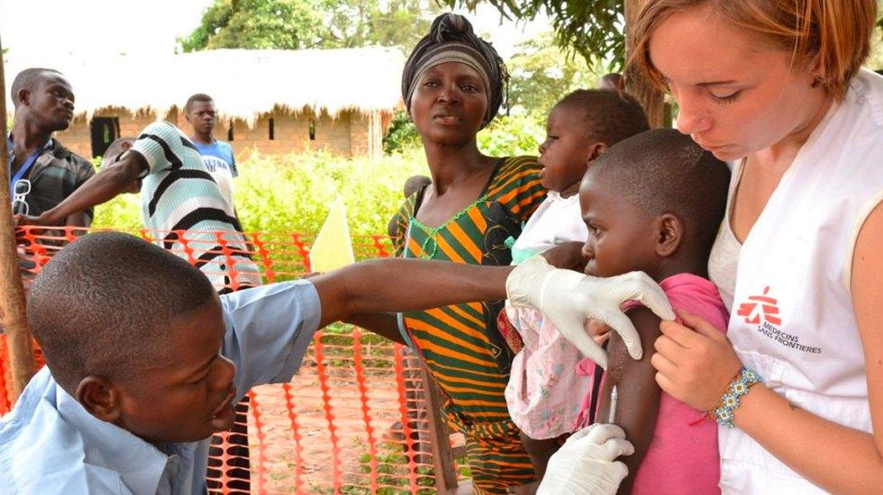En este 2019 van mil 500 personas muertas por sarampión en el Congo - sarampión