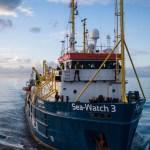 Italia autoriza desembarco de 10 migrantes del navío Sea Watch 3 - sea watch 3 migrantes