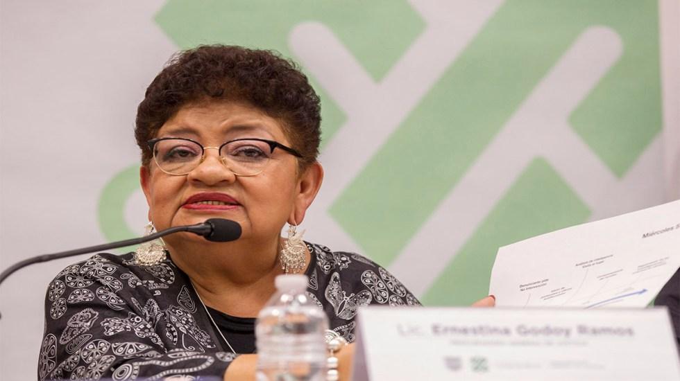 No hay indicios del crimen organizado en caso Norberto: Ernestina Godoy - secuestro norberto ernestina godoy delincuencia organizada