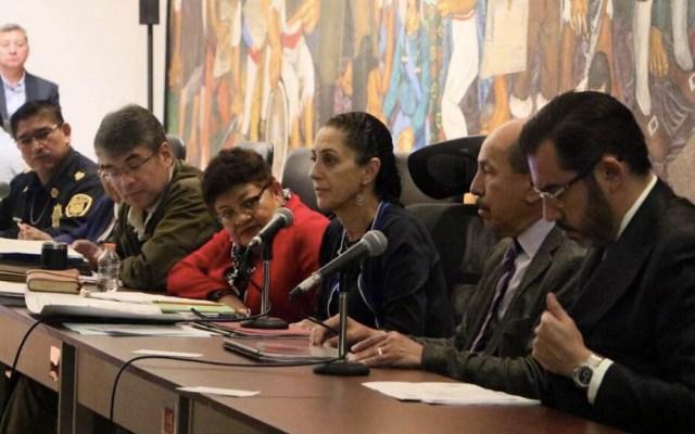 Casos de Norberto y Leonardo son aislados: Sheinbaum - Seguridad Claudia Sheinbaum Ciudad de México