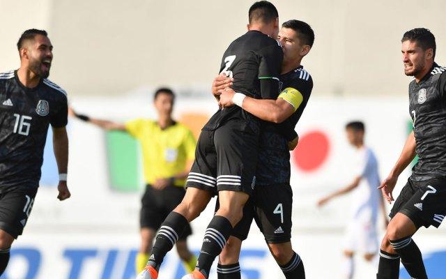 México debuta con victoria en Torneo Maurice Revello - Foto de Mexsport