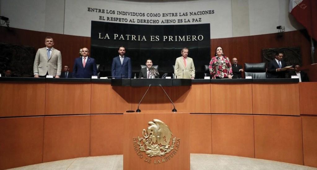Aprueban reforma constitucional en materia de paridad de género - Foto de Twitter Martí Batres