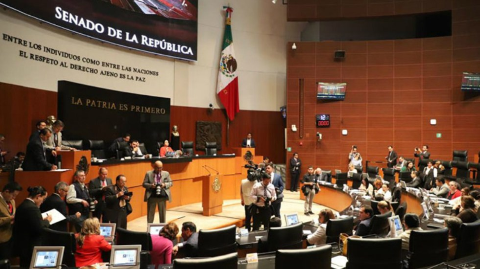 Senado pedirá a SRE que emita nota diplomática por redadas en EE.UU. - Foto de Canal del Congreso