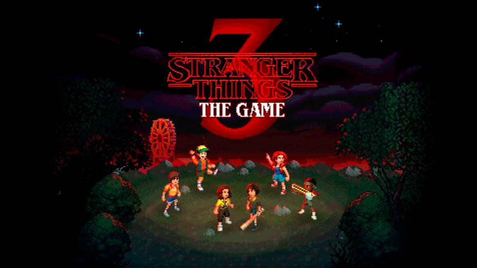 Netflix confirma ambiciones en videojuegos con 'Stranger Things' - Stranger Things 3: The Game