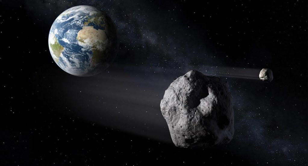 Hallan nueva evidencia de que meteoritos trajeron agua a la Tierra - Foto de NASA